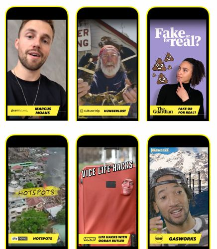 Snapchat just massively stepped up its ambition to become the future of TV, bringing shows to the UK
