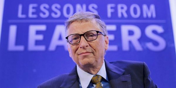 Bill Gates says he's paid $10 billion in taxes and he thinks rich people like himself should pay more