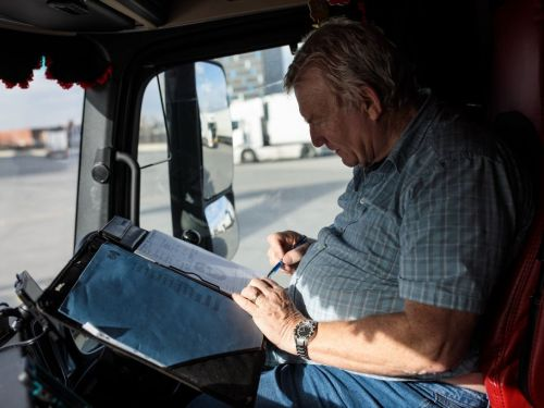 Truck drivers despise a new law that makes everything from groceries to Amazon Prime more expensive - but it's probably here to stay