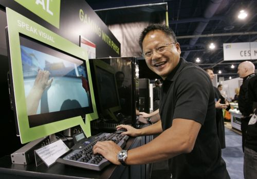 Nvidia recovers all its earlier losses after short seller Andrew Left says he is a buyer