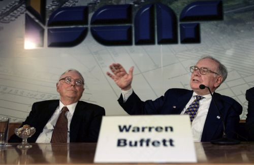 Death, Wells Fargo, and Warren Buffett's most 'fun' investment: Here are the biggest things you missed from Berkshire Hathaway's annual gathering