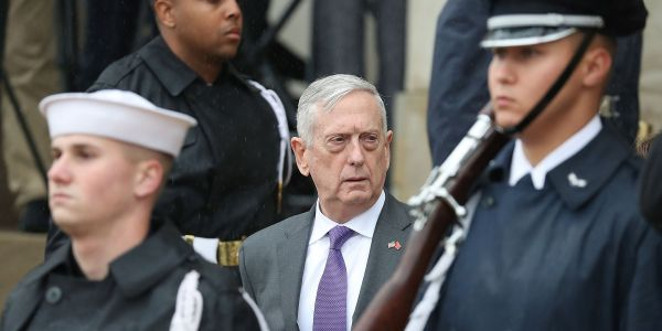 Defense Secretary Jim Mattis quits, says his views aren't 'aligned' with Trump as president upends major US policies