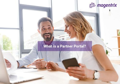 What is a Partner Portal?