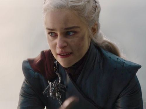 Emilia Clarke tried to warn fans last year about Daenerys' final season arc on 'Game of Thrones'