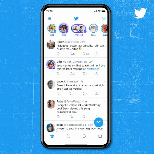 Twitter expands Spaces to anyone with 600+ followers, details plans for tickets, reminders and more