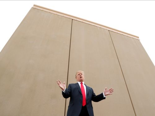 Trump will visit the southern border on Thursday amid government shutdown