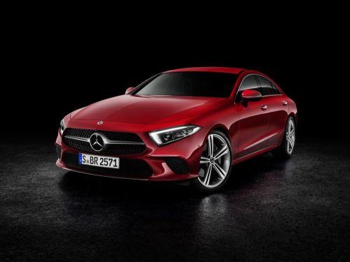 Mercedes just revealed an all-new version of its most unusual car