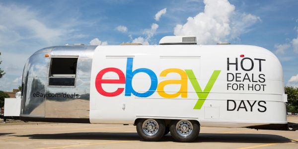 EBay tumbles after cutting its full-year guidance