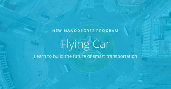 Udacity opens applications for flying car nanodegree program
