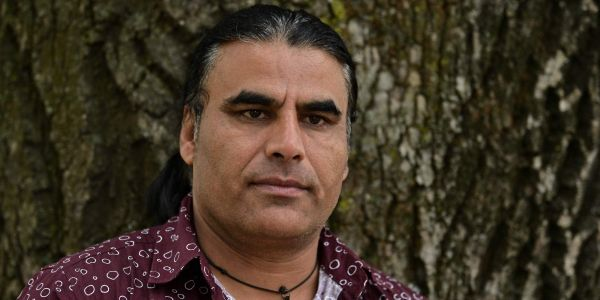 A father of 4 who chased down the Christchurch gunman says his sons begged him not to do it. He says was doing what anyone else would have done