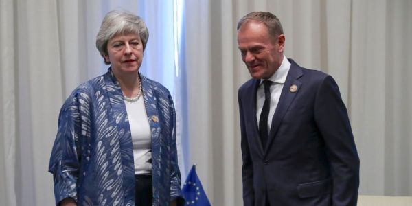 The EU opens door to delaying Brexit as a 'rational solution' to prevent no-deal