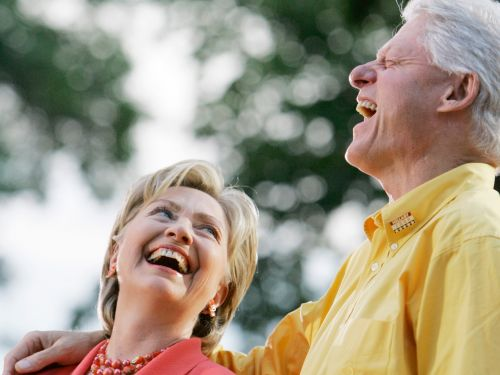 Hillary and Bill Clinton have been in the public eye since the '70s - here's a complete timeline of their relationship