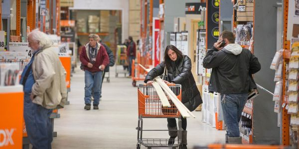 Fears of a slowdown in the US housing market are mounting - and Home Depot just slashed its 2020 sales outlook