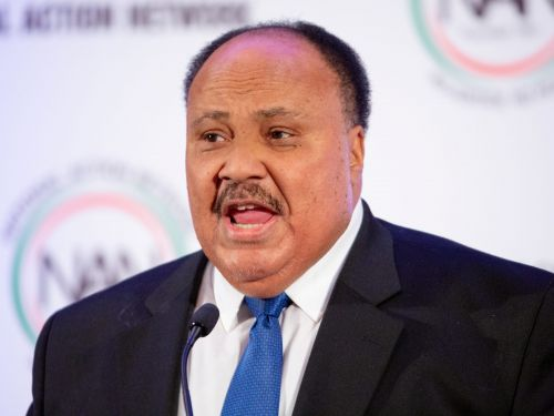 Martin Luther King III on why voting is anti-racist, his father's legacy, and the role of looting during protests
