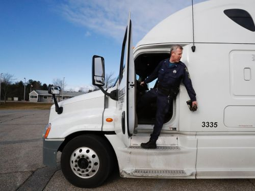 The 'bloodbath' in America's trucking industry has officially spilled over to the rest of the economy
