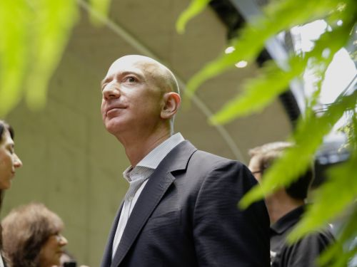Jeff Bezos just announced an ambitious climate pledge that aims to make Amazon carbon neutral by 2040