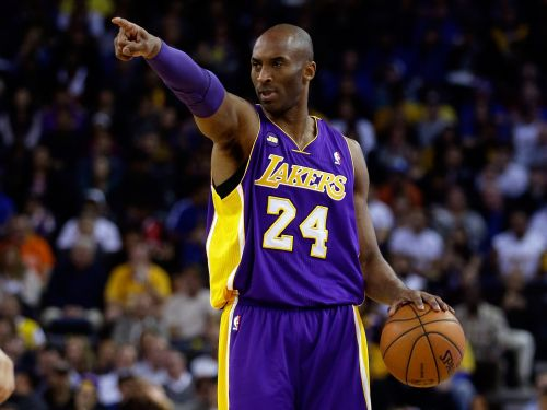Moments of silence honoring NBA legend Kobe Bryant were held at a Rockets-Nuggets game and at a Biden campaign event