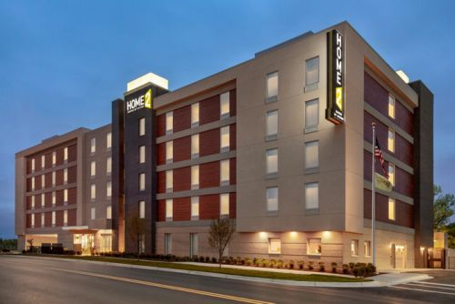 The Duffie Companies Eyes LEED Platinum for Home2 Suites by Hilton Silver Spring