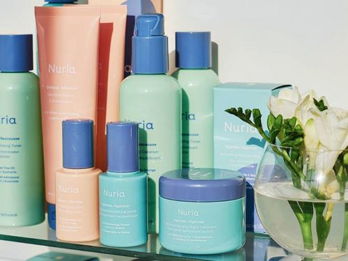 Nuria is a new vegan skin-care line that combines all the local beauty secrets the founder observed while traveling the world for work