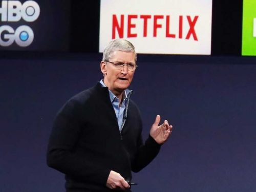 Apple and Samsung put aside their war and signed a deal that will let people access iTunes on their smart TVs