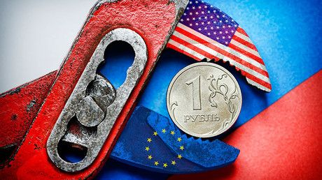 Russia makes billions after US sanctions turn ruble to rubble