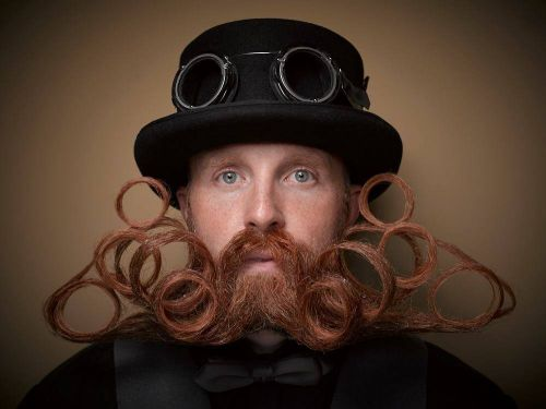 The wildest beards the US has ever seen, according to the National Beard and Moustache Championships