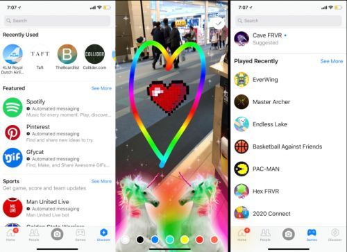Messenger redesigns to clean up Facebook's mess