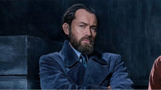 Jude Law Shares Similarities With Albus Dumbledore For Fantastic Beasts: The Crimes Of Grindelwald