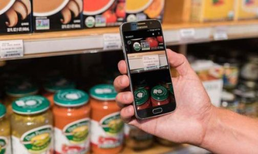 GV leads $30 million investment in Scandit to bring AR and computer vision to mobile barcode scanning