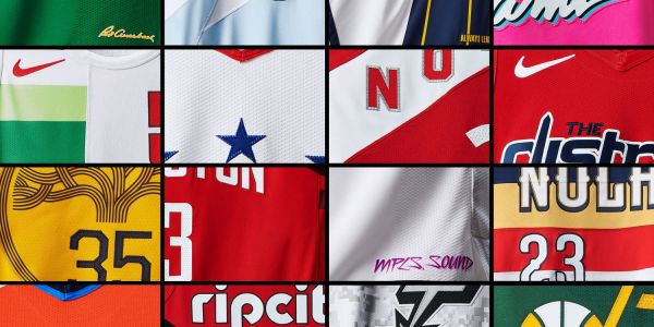 Here are the new NBA 'Earned Edition' uniforms that only playoff teams are allowed to wear