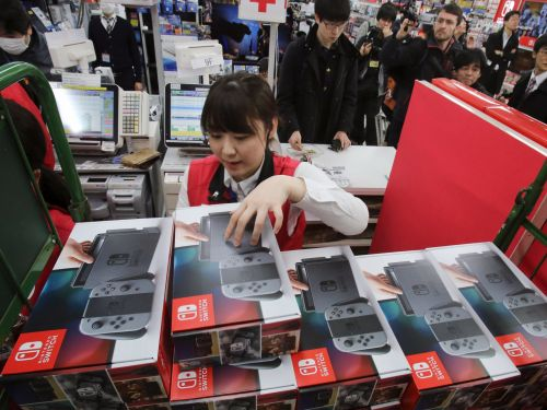 Nintendo is the 'cheapest game stock in the world'
