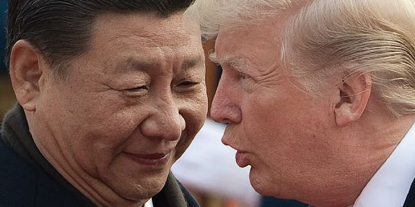 Chinese state media warns Trump is preparing a 'final madness' on Beijing, as reports say his team are readying weighty sanctions to mark his final weeks