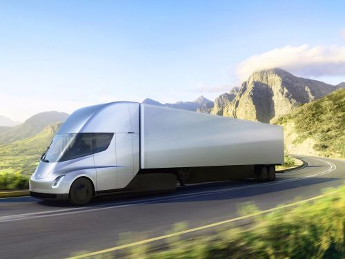 Walmart will be one of the first companies to try Tesla's electric truck