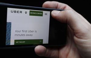 Uber CEO apologizes to London users for company's mistakes