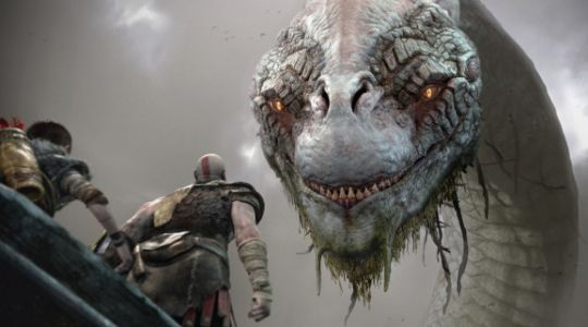 God of War takes Game of the Year, 9 of 23 awards at DICE Awards