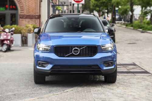 I drove a $46,000 Volvo XC40 T5 R-Design SUV to see how it stacks up against BMW and Audi - here's the verdict