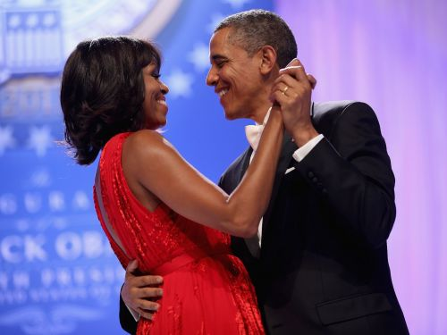 Inside the marriage of Barack and Michelle Obama, who met at work and kissed outside an ice cream store on their first date