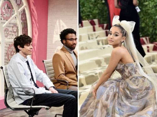 Pete Davidson just revealed when his relationship with Ariana Grande officially began - and it's earlier than everyone thought