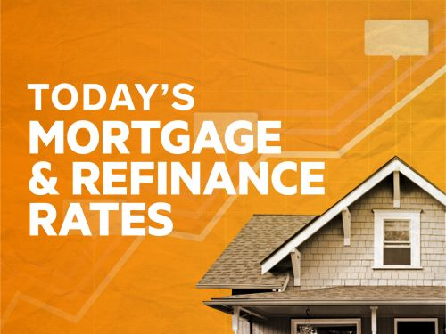 Today's mortgage and refinance rates: March 7, 2021 | Rates go down