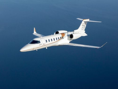 Bombardier's new $9.9 million private jet that has its own private office and near-cross-country range just entered service - see inside the Learjet 75 Liberty