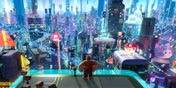 'Ralph Breaks the Internet' edges out 'The Grinch' to win the weekend box office for a 3rd straight time