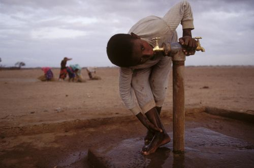 African cities are running out of water, and the continent needs $66 billion to avoid a crisis of disease and dehydration
