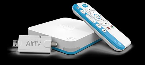 Dish's AirTV Player can now record two shows at once