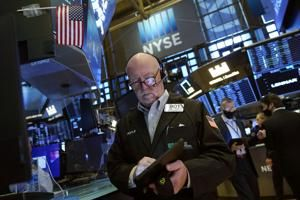 As stock prices peak, markets begin to fear looming threats