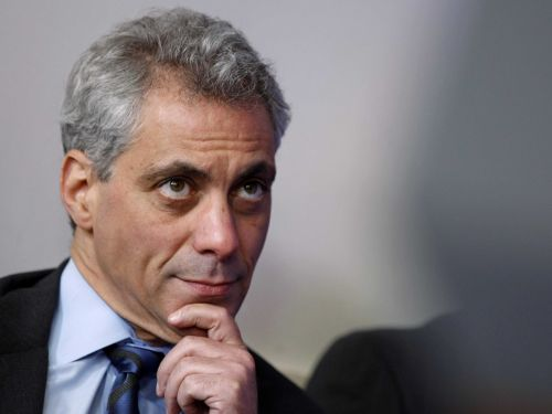 'Whose your daddy?': Chicago Mayor Rahm Emanuel's private emails with Amazon are exposed in new report