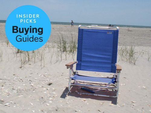 The best beach chairs you can buy