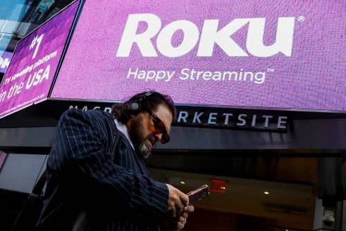 Roku jumps after news that it's rolling out a new ad tracker