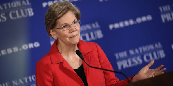 'Why can't Dems ever stay focused???': Elizabeth Warren's DNA test sparks a heated debate on the left