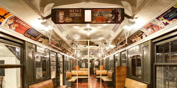New York City sells old subway equipment like tokens and signs. Here are some of the best vintage transit items you can buy
