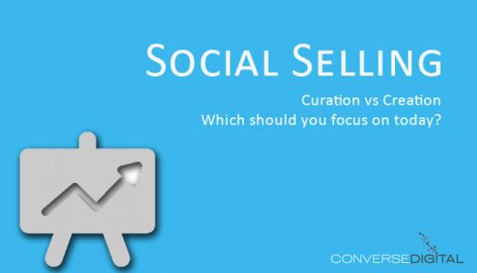 Where Experts Say You Should Invest Your Limited Social Selling Time